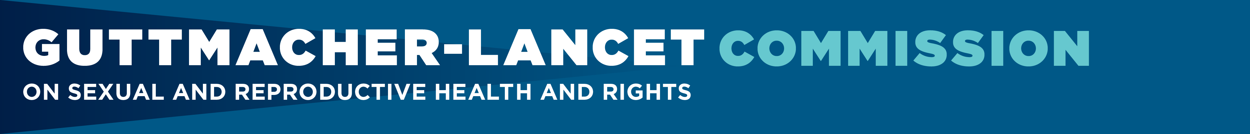 Lancet Commission | Guttmacher Institute