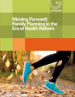 Moving Forward Report Cover Image