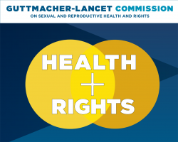 Image, Guttmacher-Lancet Commission: Health & Rights