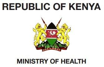 Republic of Kenya Ministry of Health Logo