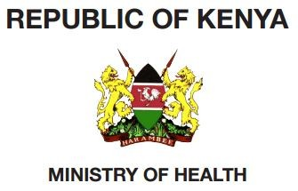 Republic of Kenya Ministry of Health Logo