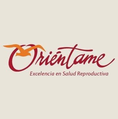 Oriéntame Logo
