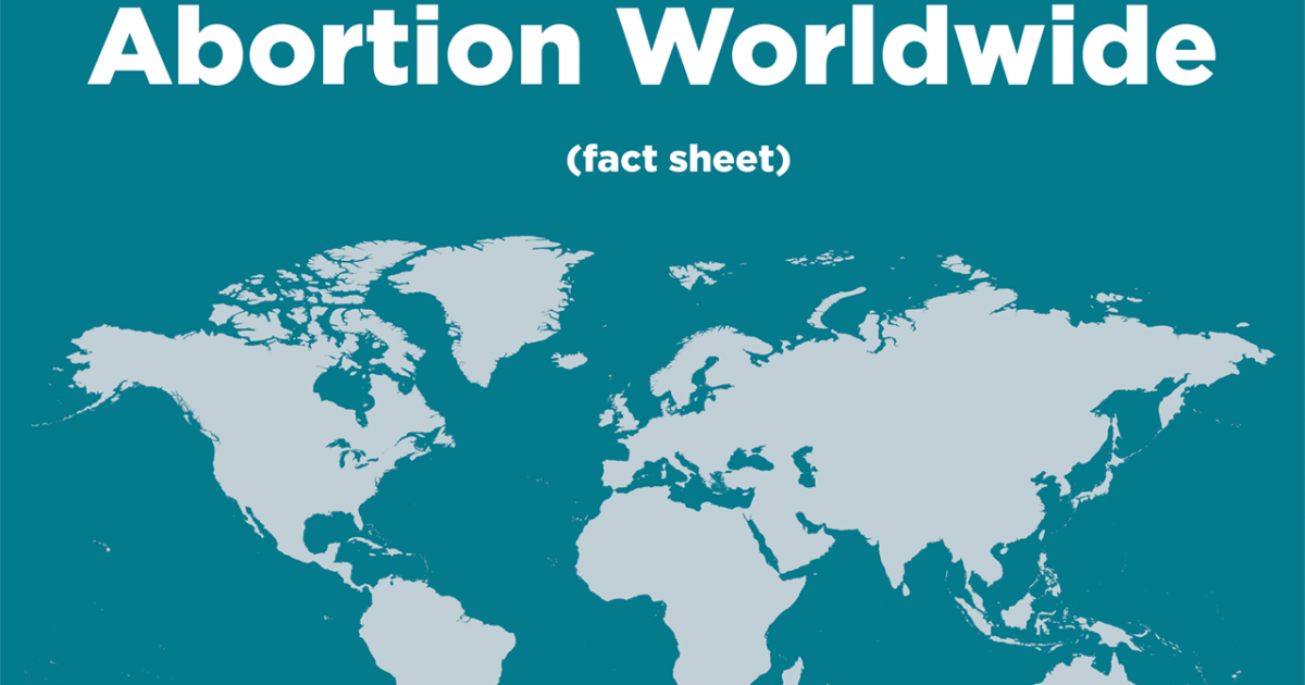 Induced Abortion Worldwide Guttmacher Institute - Us abortion map