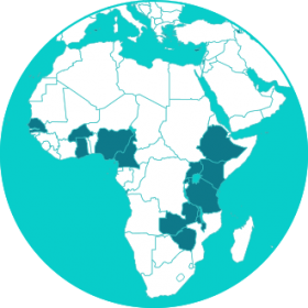 Our Work in Sub Saharan Africa